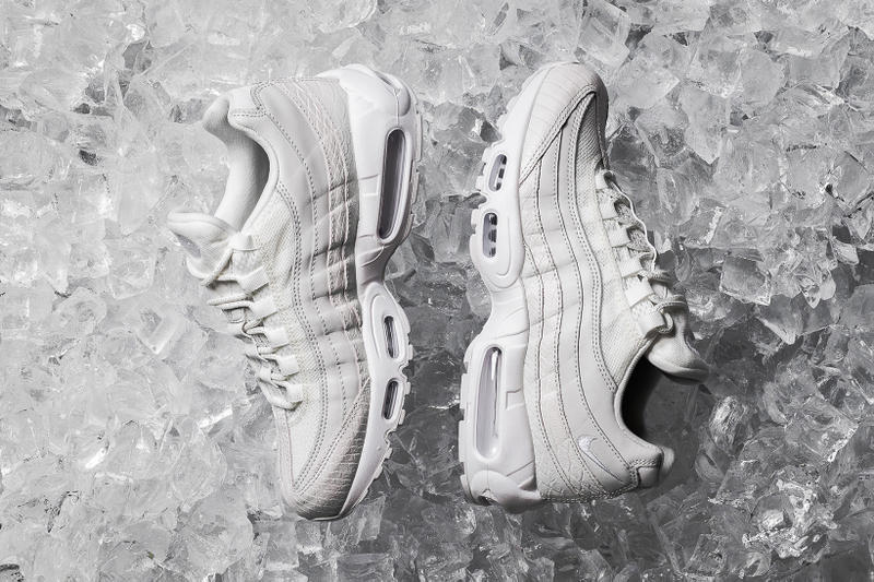 Nike Air Max 90 95 Summit White Snake