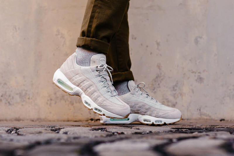 352d07f3c9 Nike's Air Max 95 Premium Gets Reworked in A