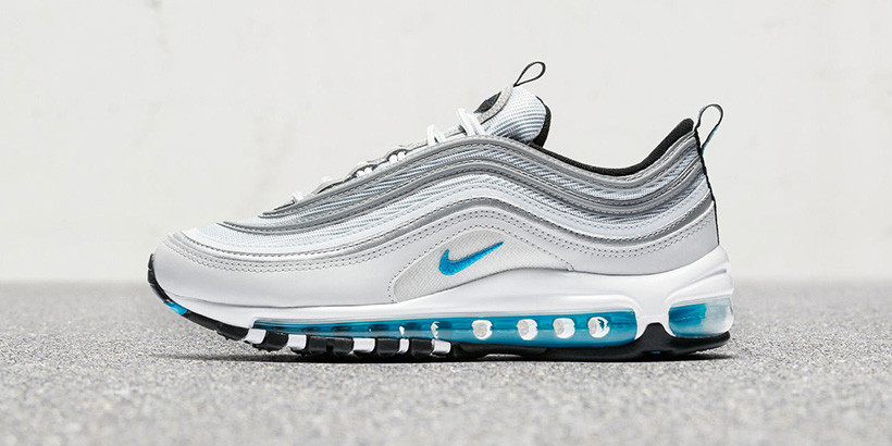 finest selection de3f4 3c514 Nike s Air Max 97 Resurfaces In
