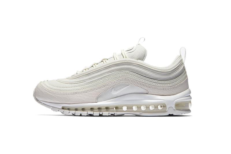 0f729e341aaee6 Nike Air Max 97 Summit White For Summer Styles