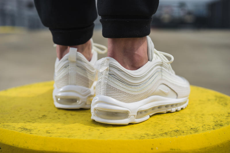 air max 97 on feet