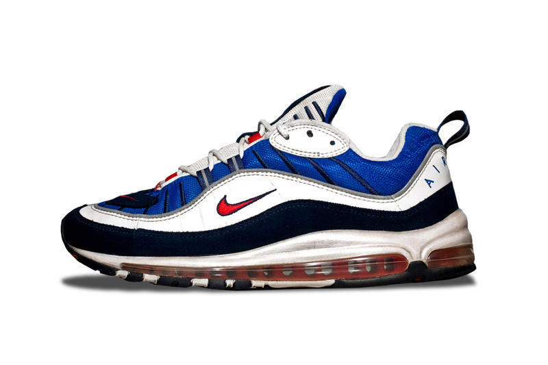 premium selection ea7d9 c82de Nike Air Max 98 Could Be Making a Return Soon | HYPEBEAST