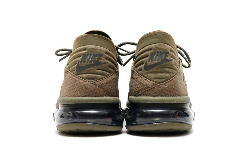 Nike Air Max Flair Olive Gold Colorways