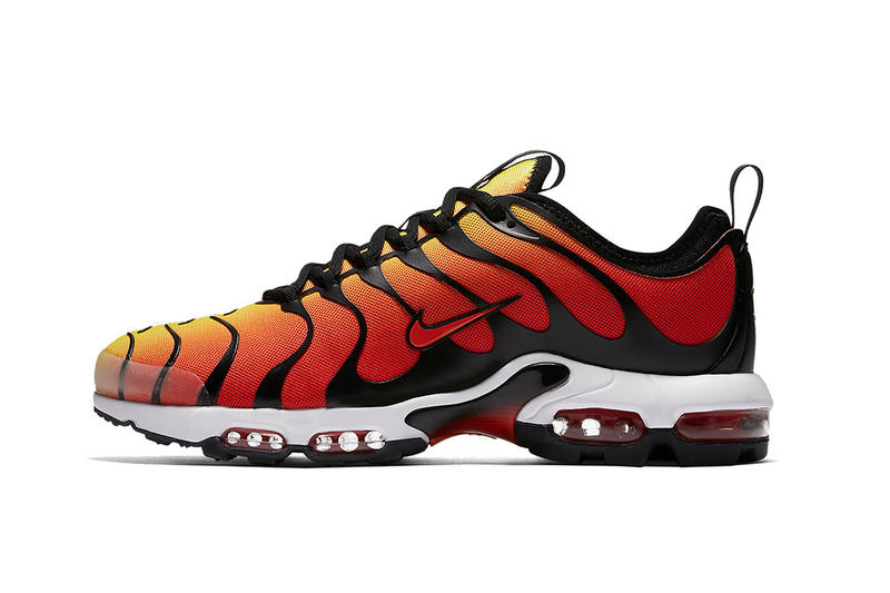 Nike Air Max Plus TN Ultra Tiger Black Tour Yellow