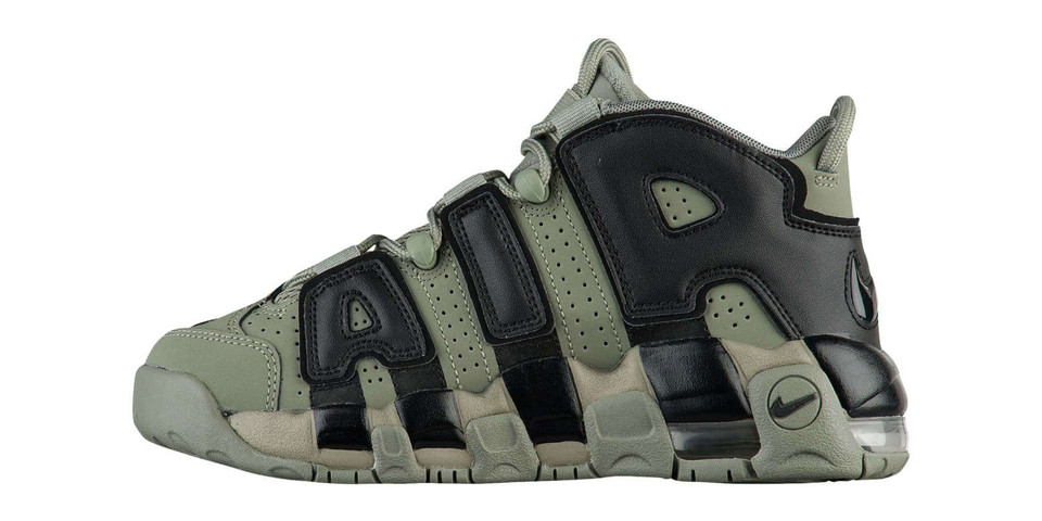 info for d151d fe1ca Nike Air More Uptempo Gets Dark Stucco Colorway   HYPEBEAST