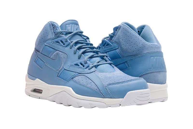 Nike Air Trainer SC High Carolina University Blue