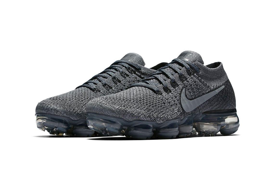 Nike Air VaporMax Cool Grey Release