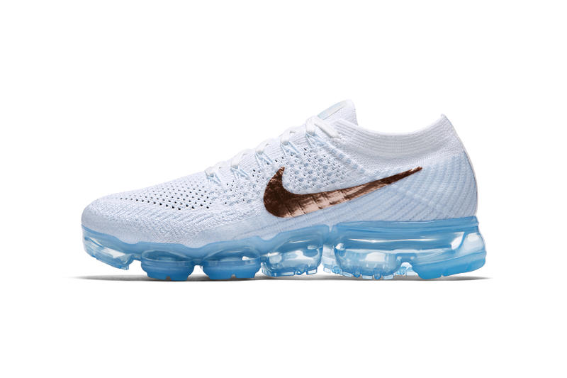 Nike Air VaporMax Explorer Light White Blue Copper