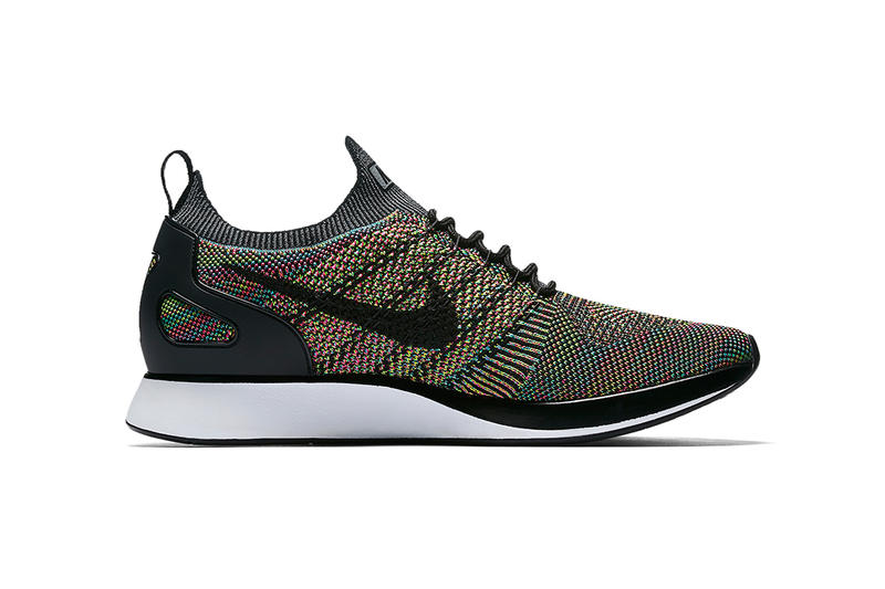 Nike Air Zoom Mariah Flyknit Multicolor Official Release Info