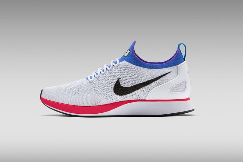 10224b464f643 Nike Air Zoom Mariah Flyknit Racer Multicolor
