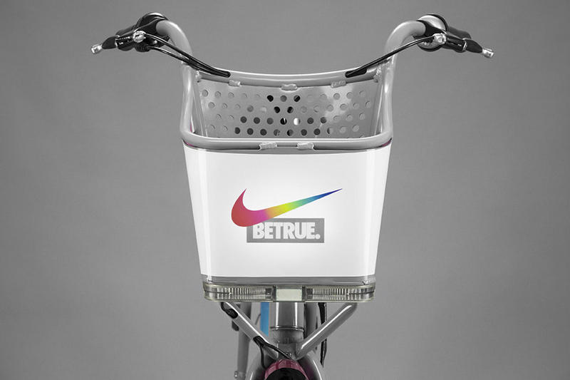 Nike BE TRUE Bikes Pride Month June 2017 Portland