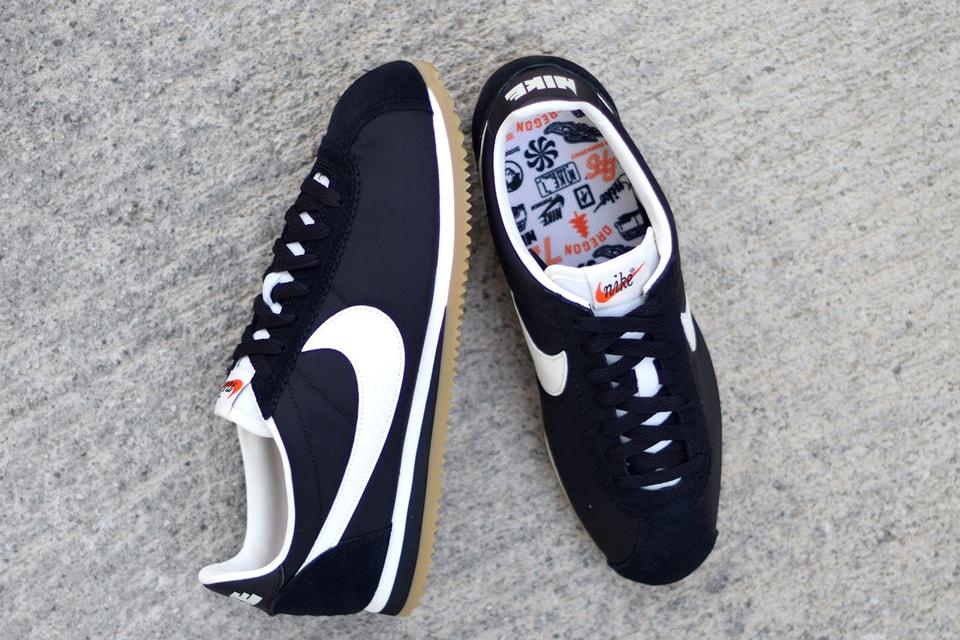 new style 7eb8b e6185 Nike Releases the Cortez Nylon 72 as a Tribute to Oregon