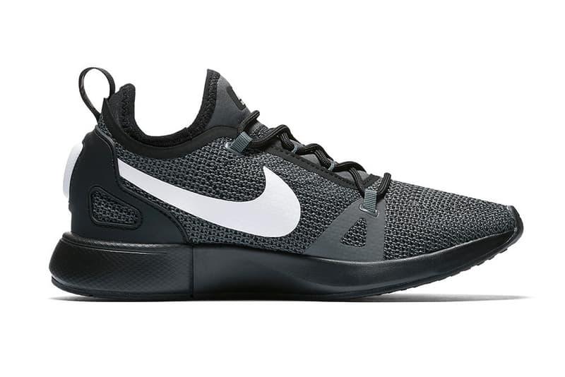 Nike Duel Racer Black White Colorway