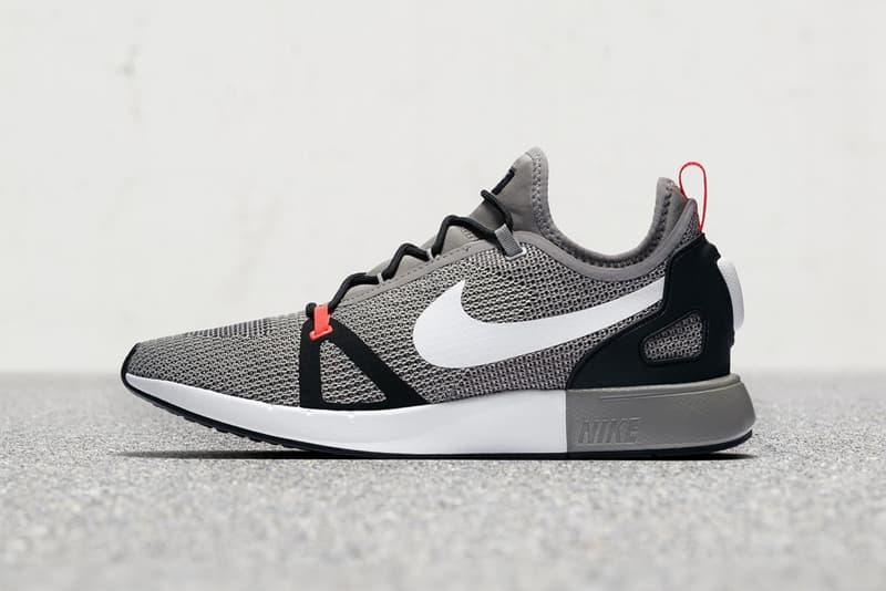 Nike Duel Racer Grey White