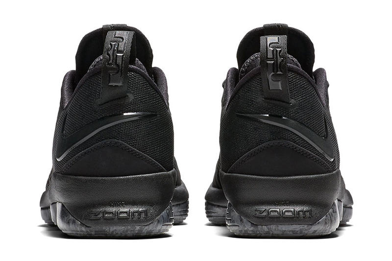 Nike LeBron 14 Low Triple Black