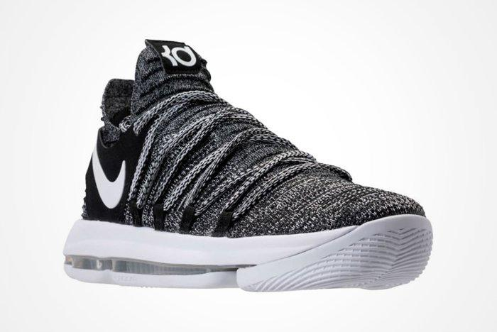 Nike KD Kevin Durant 10 oreo golden state warriors