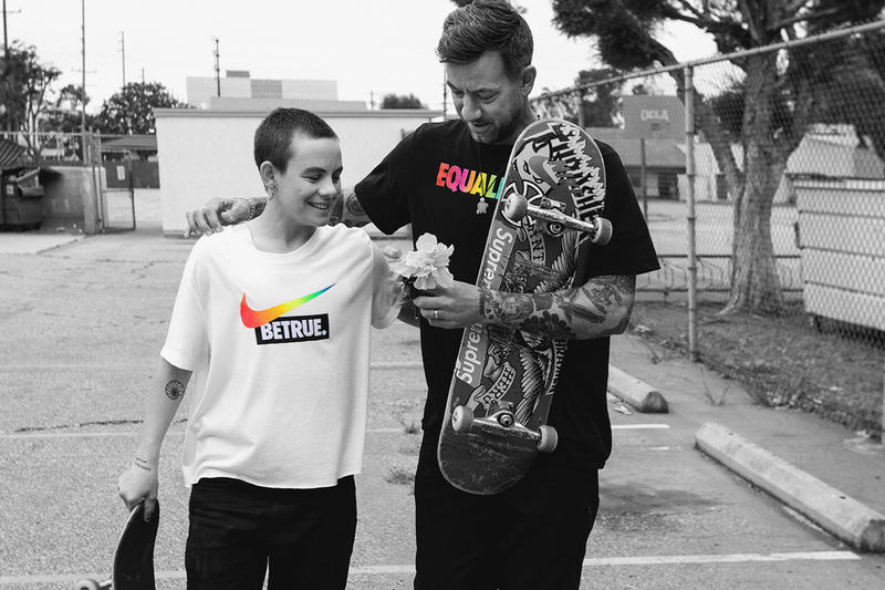 5d2008b65 Brian Anderson Interview Lacey Baker Nike SB 2017 EQUALITY BETRUE  skateboarding flower