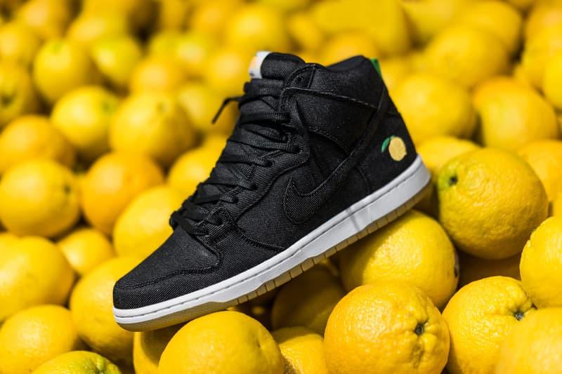finest selection e876f 4740c Nike SB Dunk High Momofuku Closer Look | HYPEBEAST
