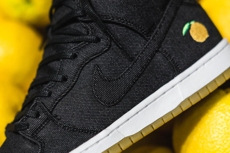Nike SB Dunk High Momofuku Closer Look