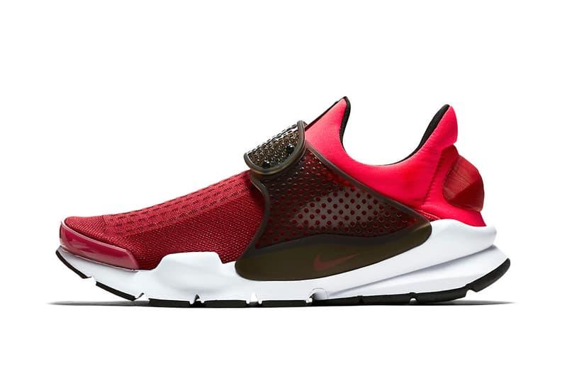 Nike Sock Dart Nylon Colorway Royal Blue Black Red