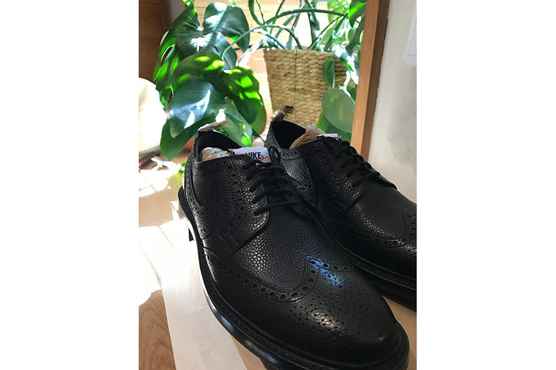Cole Haan Nike Tom Sachs Mission Control Shoes