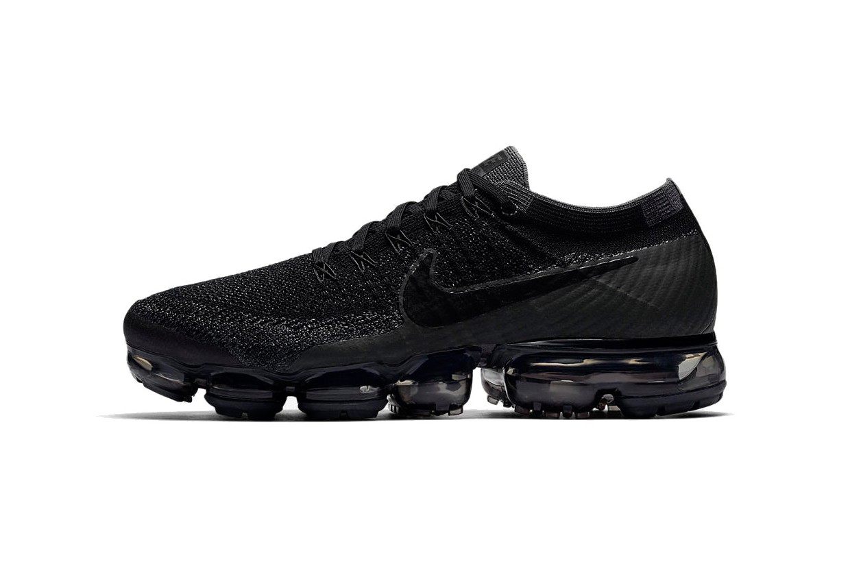 Nike Air Vapormax in Black/Anthracite