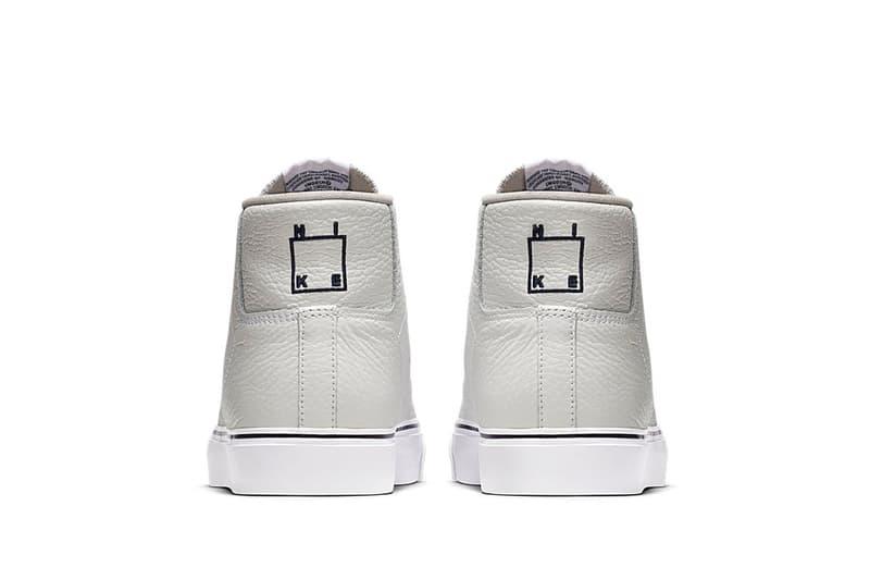 WKND x Nike SB Blazer Mid White Mini Swoosh