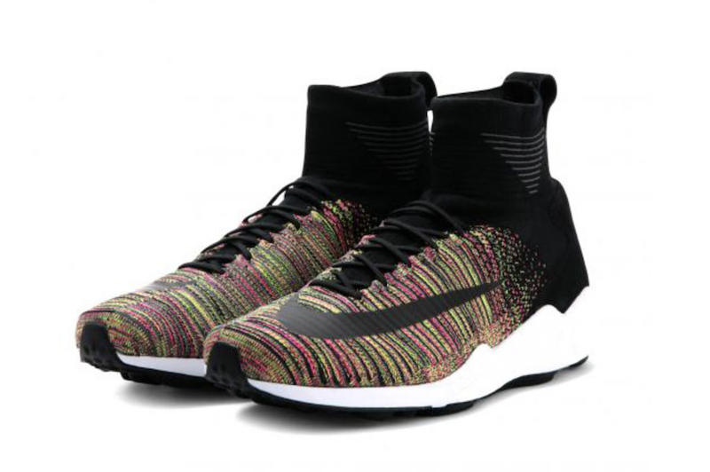 Nike Zoom Mercurial Flyknit IX Multicolor Colorway