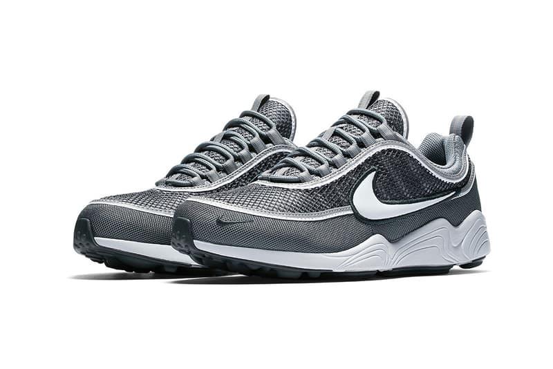 Nike Zoom Spiridon Dark Grey Pure Platinum