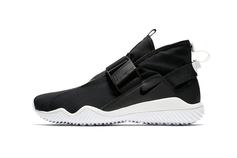 NikeLab 07 KMTR Black White