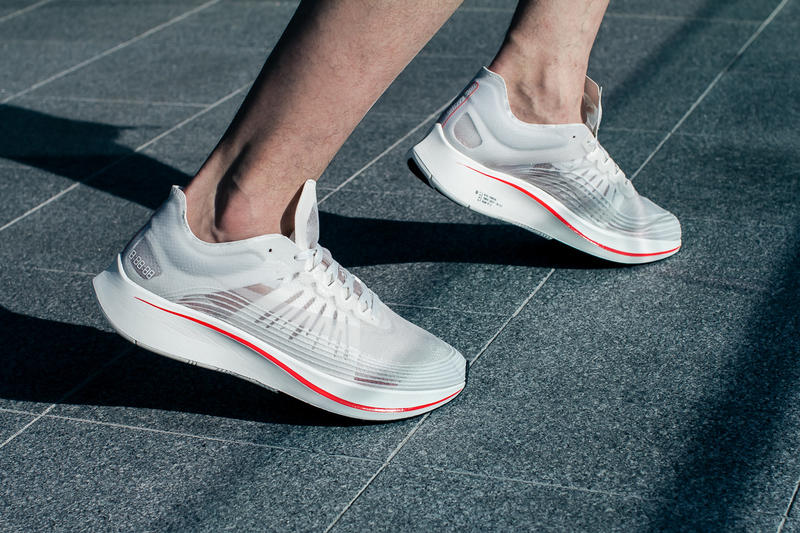 ecbd676e28121 An On-Feet Look at the Technical NikeLab Zoom Fly SP