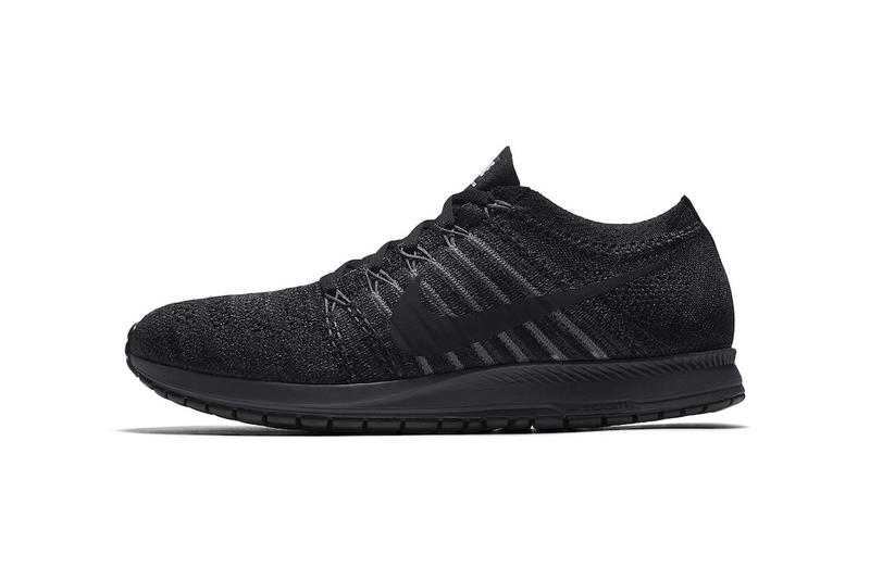 3fb49ff863f8 NikeLab Gives the Zoom Flyknit Streak an All-Black Makeover
