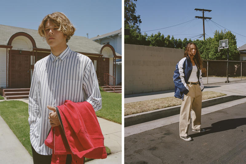 Noon Goons 2018 Spring Summer Collection Lookbook