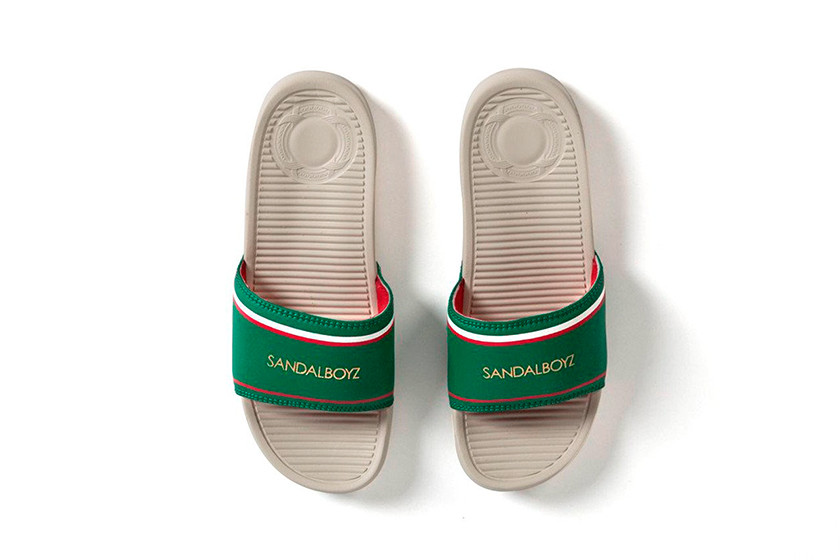 Up and Coming Footwear Brands 2017 SANDALBOYZ Casper and The Beast John Geiger aprix casbia