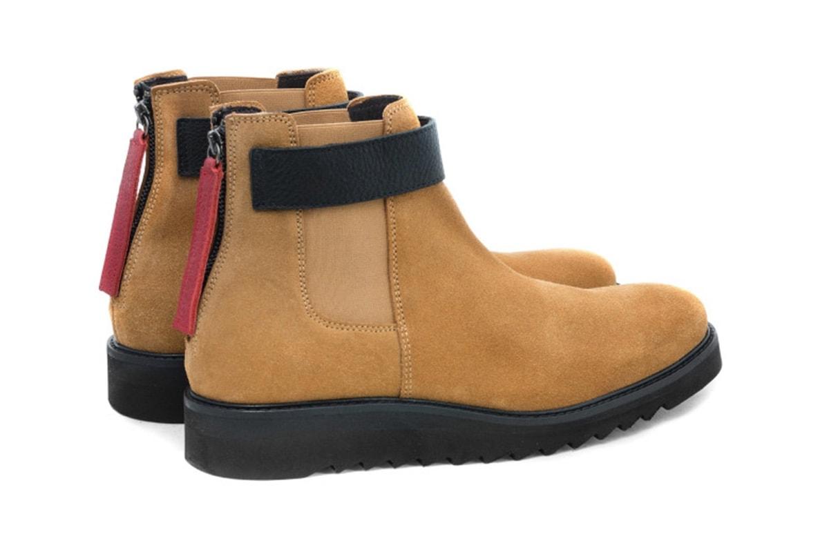 Up and Coming Footwear Brands 2017 SANDALBOYZ Casper and The Beast John Geiger aprix casbia