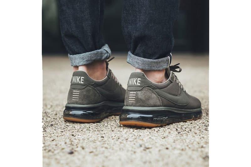 Nike Air Max LD Zero Medium Olive Hiroshi Fujiwara Swoosh Release
