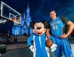Magic Ink Disney for Jersey Sponsorship, Timberwolves Partner With Fitbit