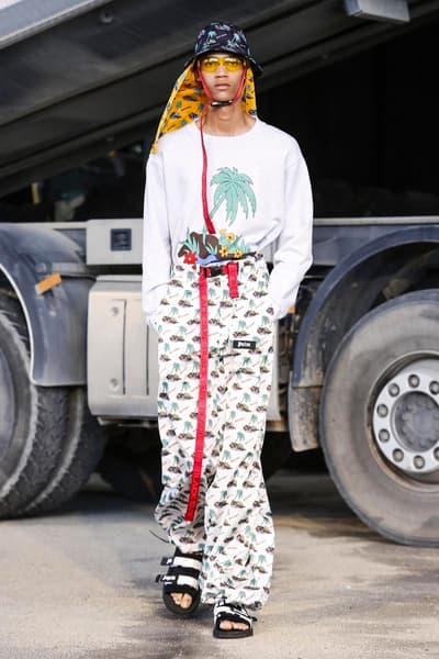 Palm Angels Spring Summer 2018 Collection Milan Fashion Week Men's