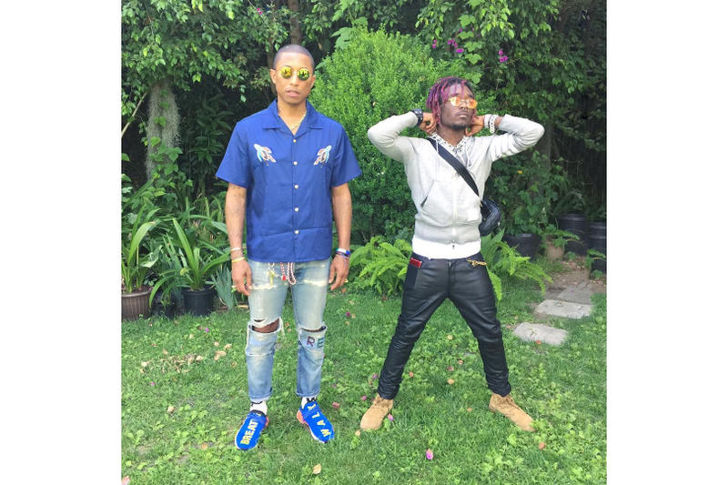 Pharrell adidas Originals Hu NMD
