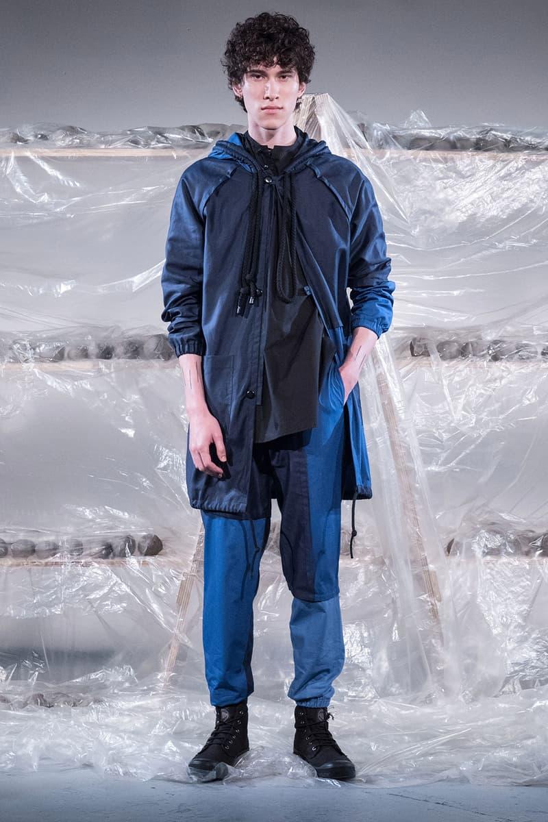 Phoebe English 2018 Spring/Summer Collection Runway Show London Fashion Week Men's