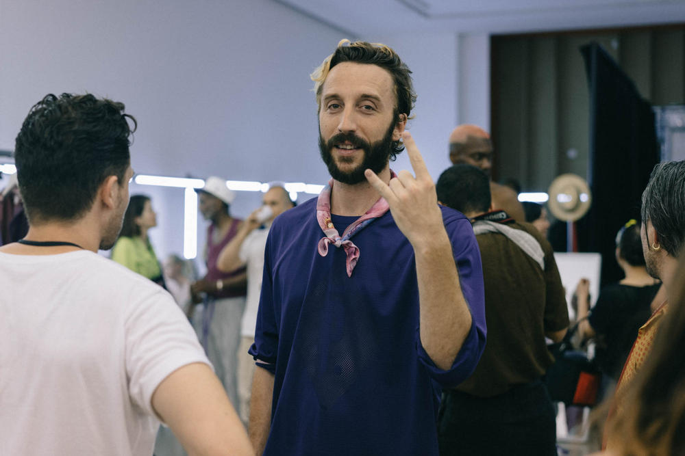 Pigalle 2018 Spring/Summer Collection Backstage Show