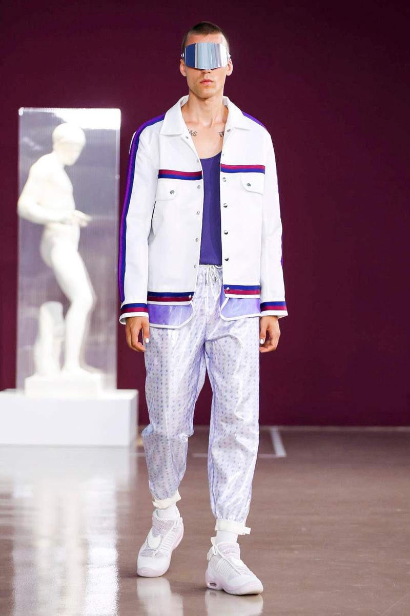 Pigalle 2018 Spring Summer Collection Paris Fashion Week Men's Runway Show