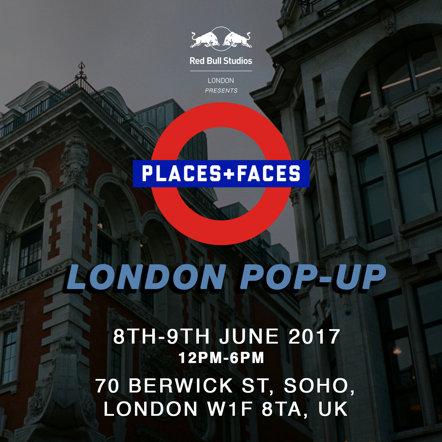 Places+Faces Pop-Up Store in Soho