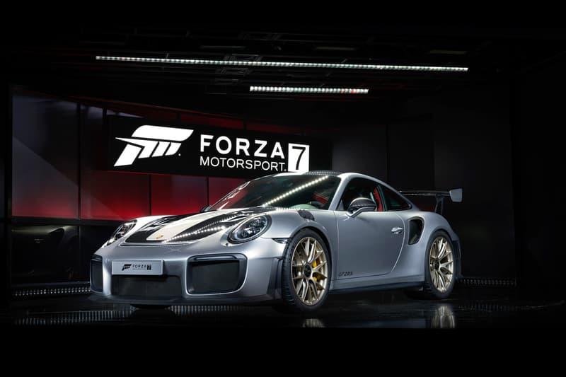 Porsche 911 GT2 RS E3 Forza Motorsport 7