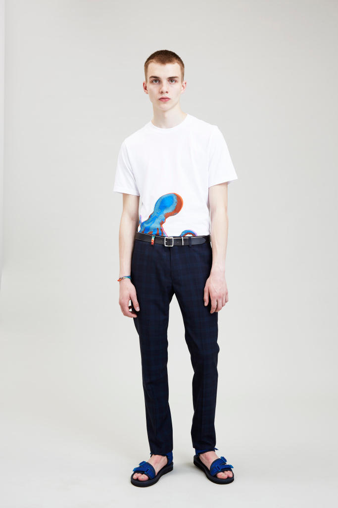 PS by Paul Smith Spring 2018 Collection