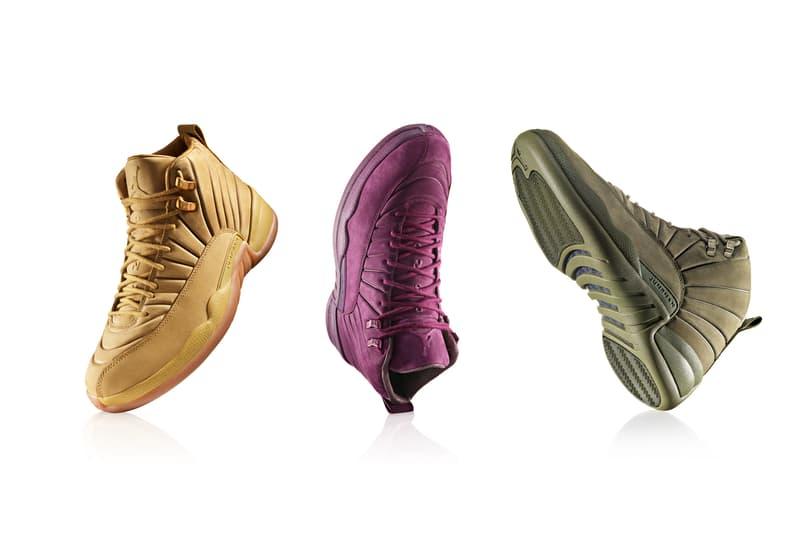 PSNY Air Jordan 12 Nike SNKRS Release Info New York Paris Milan Public  School 32c952fc2