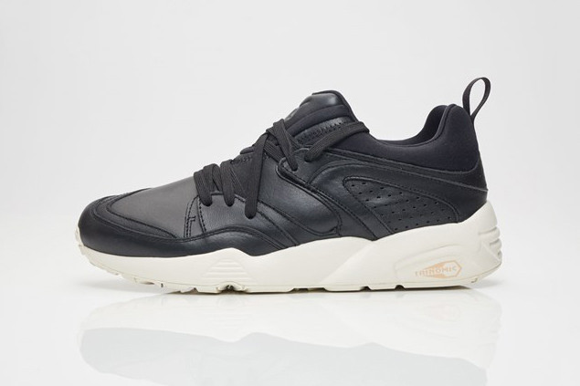 fc53c45538f85e The PUMA Blaze of Glory Gets Leathered up in Two Colorways. Footwear