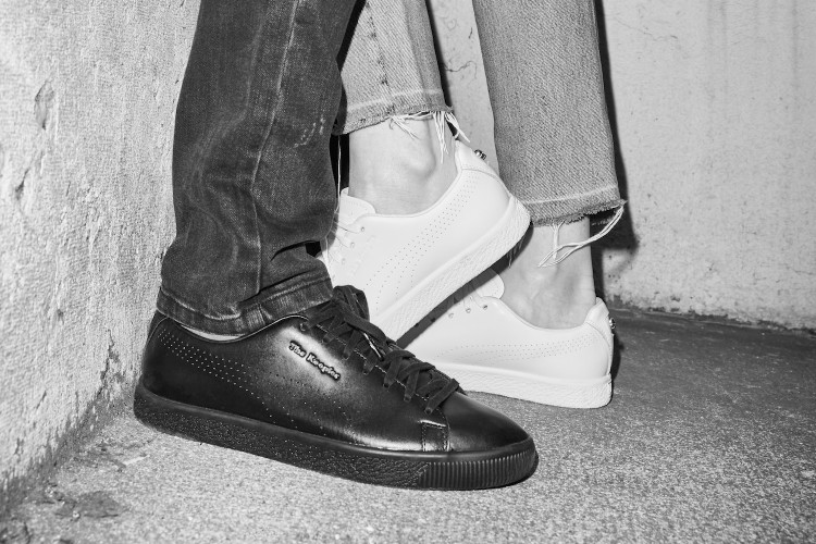 451a430f4a5 PUMA Rejuvenates the Classic Clyde With Help From Parisian Retailer The  Kooples