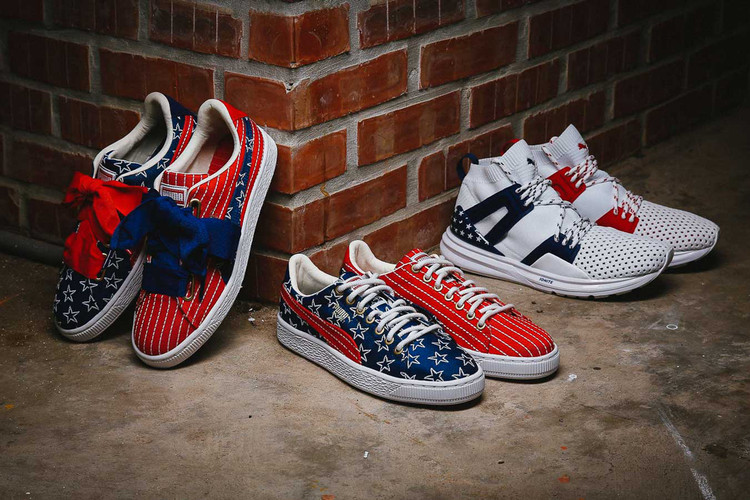 7ea02da13fae8b PUMA s 4th of July Pack Is Dynamite · Footwear