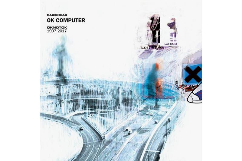 Radiohead OK Computer OKNOTOK Album Stream